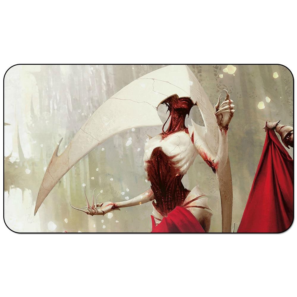 "Juego de cartas Magic trading Playmat Elesh Norn, playmat DE ARTE Grand Cenobite para juegos de cartas comerciales 60cm x 35cm (24 ""x 14"") tamaño"