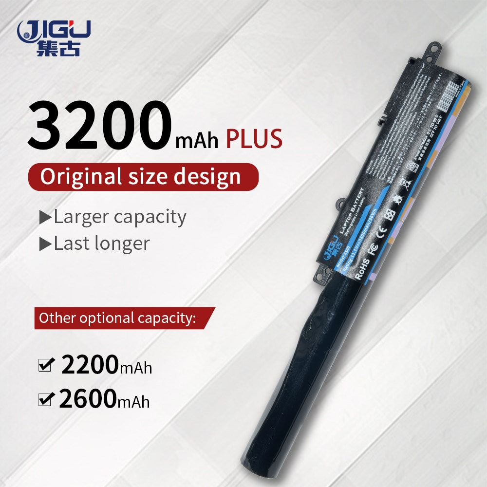 JIGU 3 A31N1519 CÉLULAS Bateria Do Portátil PARA ASUS A540L X540LA X540LJ X540S X540SA X540SC X540L R540UP R540SA R540L