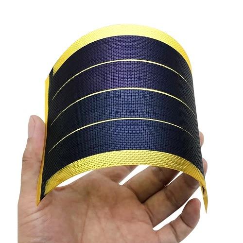 Paneles solares de película de energía Solar, Placa Fotovoltaica de película fina...