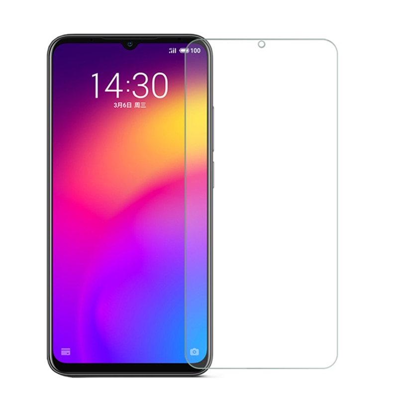 Protector de pantalla Meizu Note 9 vidrio templado dureza 9H ultradelgado para Meizu 9 película protectora Note Meilan Note9
