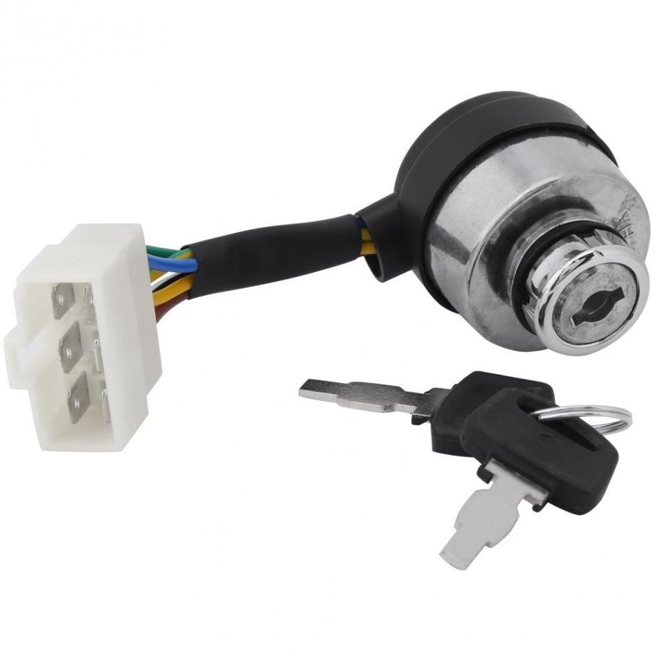 VBESTLIFE 6 провода зажигания СТАРТ переключатель для 2,5-6.5KW 188F Газовый Генератор Бензиновый Генератор аксессуары