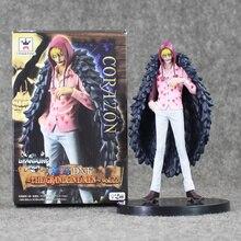 """6,7 """"17 cm Japón Anime una pieza corazón gran para mi corazón, figura de acción de PVC hermano doflamingo juguete de modelo de colección regalo"""