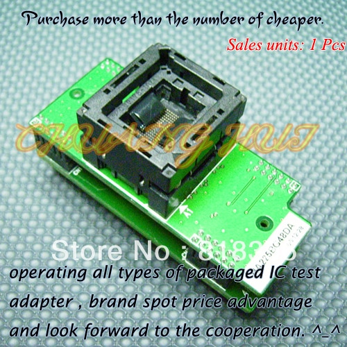 HA225BG48DA Programmer Adapter BGA48 CBG176-101A 11x14 Adapter/IC SOCKET/IC Test Socket