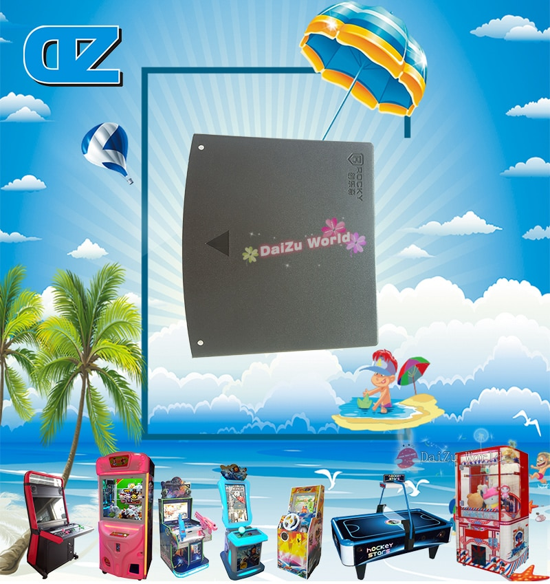 Free shipping  815 in 1 jamma pandora arcade multi game board VGA , LCD+CRT, Arcade cabinet Box,coin operated video game board