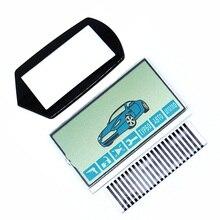 Câble flexible pour écran LCD A61 + porte-clés LCD   Verre pour Starline A61 lcd, télécommande écran A61 avec rayures zébrées
