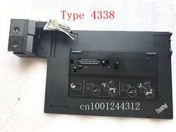 Оригинальная док-станция для lenovo ThinkPad Mini dock Series 3 с USB3.0 FRU SD20E75707 04Y2072 04X4683 type 4337/4338 W/O адаптер