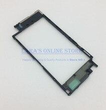 Originais Z5 Compacto Traseiro Habitação Oriente Quadro Placa Peças De Reposição para Sony Xperia Compact Z5 Mini Quadro de Apoio de Volta Traseiro cobrir