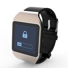 4 GB Neues Touchscreen Smart Uhren Sport Mp3-player Bluetooth Uhr Unterstützung FM E-buch Schrittzähler Runner Sporttyp MP3 Player