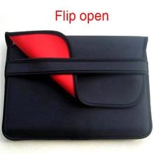 "13 ""dizüstü su geçirmez çanta Notebook çantası için 13.3"" 14 ""Asus VivoBook Flip TP301UA 14 TP412UA TP401CA/NA evrensel kol"
