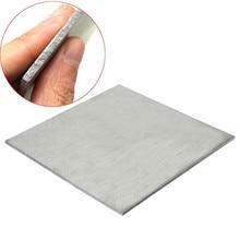 3x150x150mm titanium 6al-4v blatt grade 5 platte Ti Gr5 Metall Hohe festigkeit Gute Korrosionsbeständigkeit Hohe festigkeit