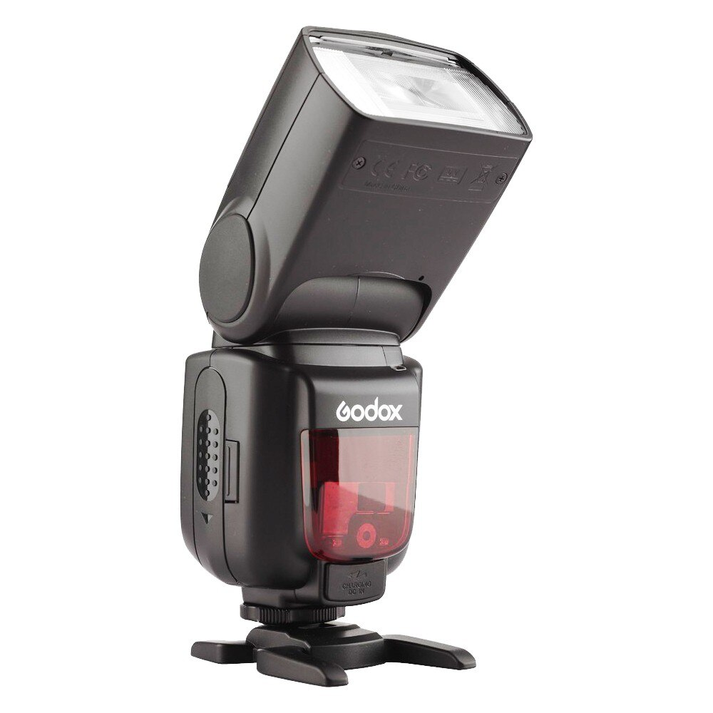 Original Godox TT685S TTL Cámara LCD Flash Speedlite para DSLR de Sony a77II a7RII a7R a58 a99 ILCE6000L