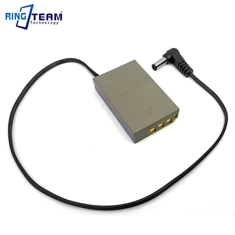 Acoplador para Olympus Bateria Evolt E-400 E-410 E-420 E-450 E-600 E-620 Caneta E-p1 E-p2 E-p3 E-pl1 E-pl3 Câmeras Ps-bls1 Bls-1 dc