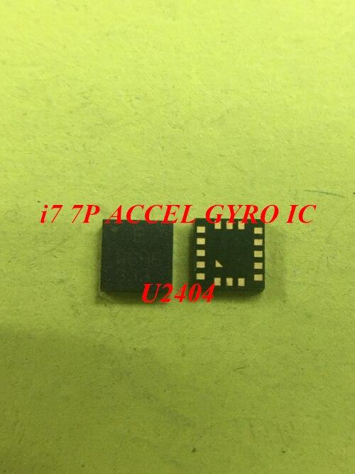 3 pces-10 pces u2404 MPU-6900 accel & gyro ic para iphone 7plus