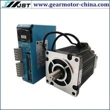 Conjuntos de 3Nm híbrido Leadshine fácil servo motor + driver 60HBM30-1000 + HBS86 + 3 m cabos encoder 60mm nema24 closed loop stepper