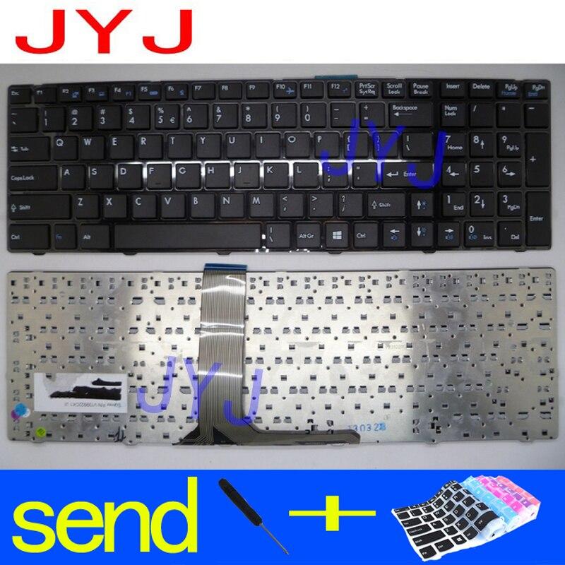 لوحة المفاتيح الجديدة ل MSI GE60 GE70 GP60 GP70 CR61 CX61 GX60 CX70 إرسال شفافة طبقة رقيقة واقية