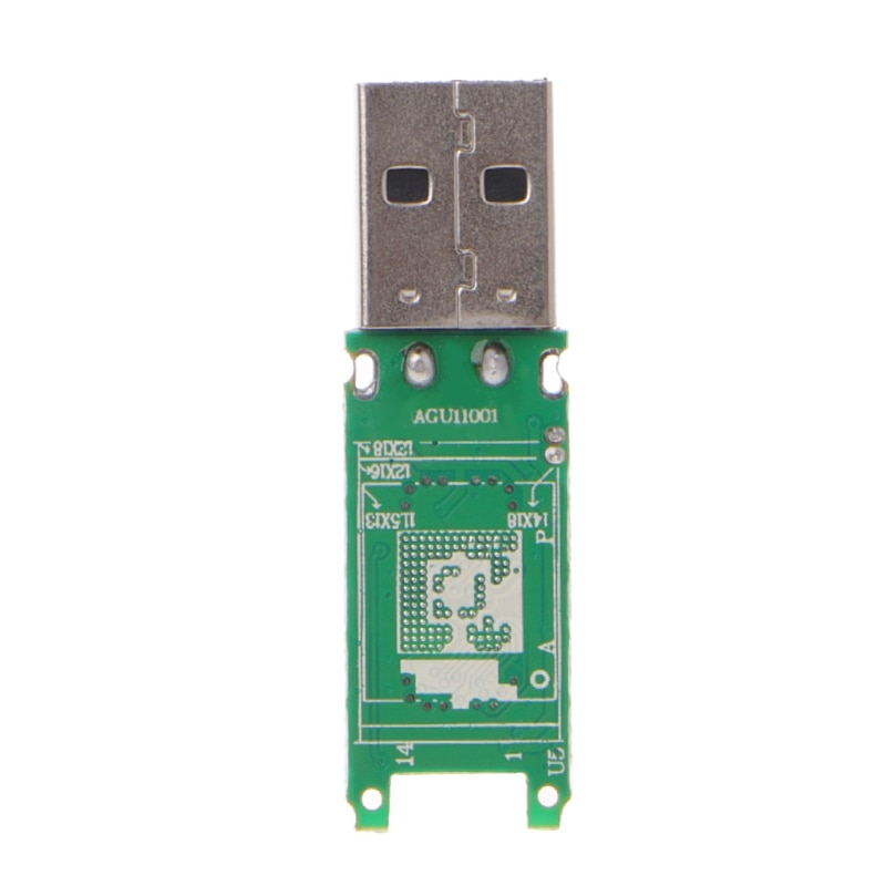 USB 2,0 eMMC адаптер 153 169 eMCP PCB основная плата без флэш-памяти