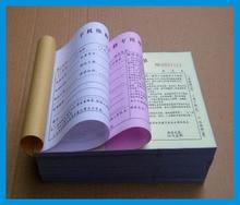 Изготовленный на заказ без карбоната Дубликатор бумажной накладной печатание формы
