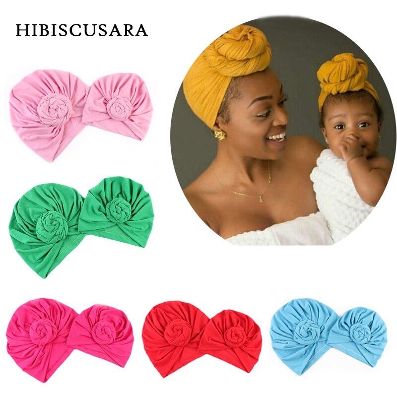 Комплект из 2 предметов, одинаковые шапки для всей семьи, спортивные шапки для мамы и ребенка для йоги, тюрбана, Bebe, Mommy, осенне-зимние шапки для фотосессии