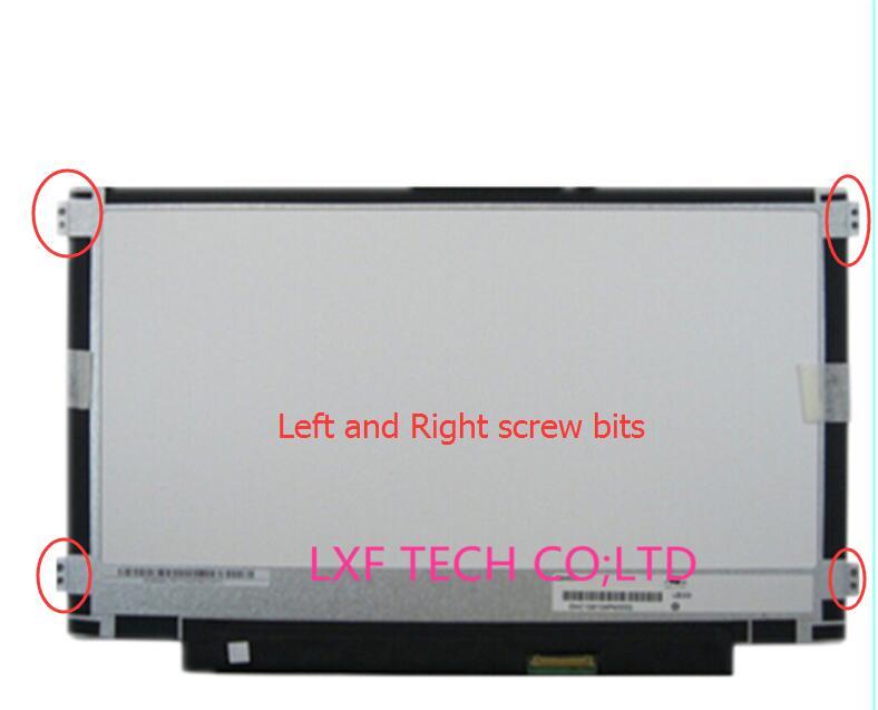 11.6 LED ÉCRAN LCD 30 BROCHES EDP B116XTN02.3 B116XTN02.N116BGE-EA1 N116BGE-EB2 N116BGE-EA2 M116NWR1 R7 LOT DE 6 pièces