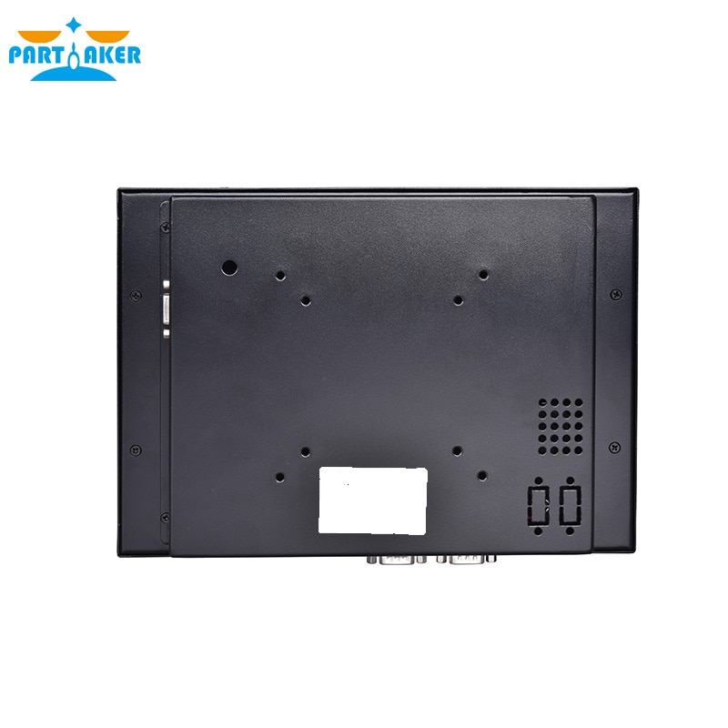 Partaker Z6 10.1 Inch LED Industrial Touch Panel PC with Intel Core i5 3317U Resistive All In One PC 4G RAM 64G SSD enlarge