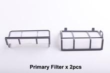 Filtre primaire pour Robot aspirateur (pour X500,B2000,B3000,B2005,B2005 PLUS,B3000PLUS), 2 pièces/paquet, pièces doutils daspiration