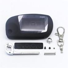 Étui à clé pour lame de commutation   Scher Khan Magicar, 5 lame non coupée, couvercle M5 pliable, voiture, télécommande avec verre M5
