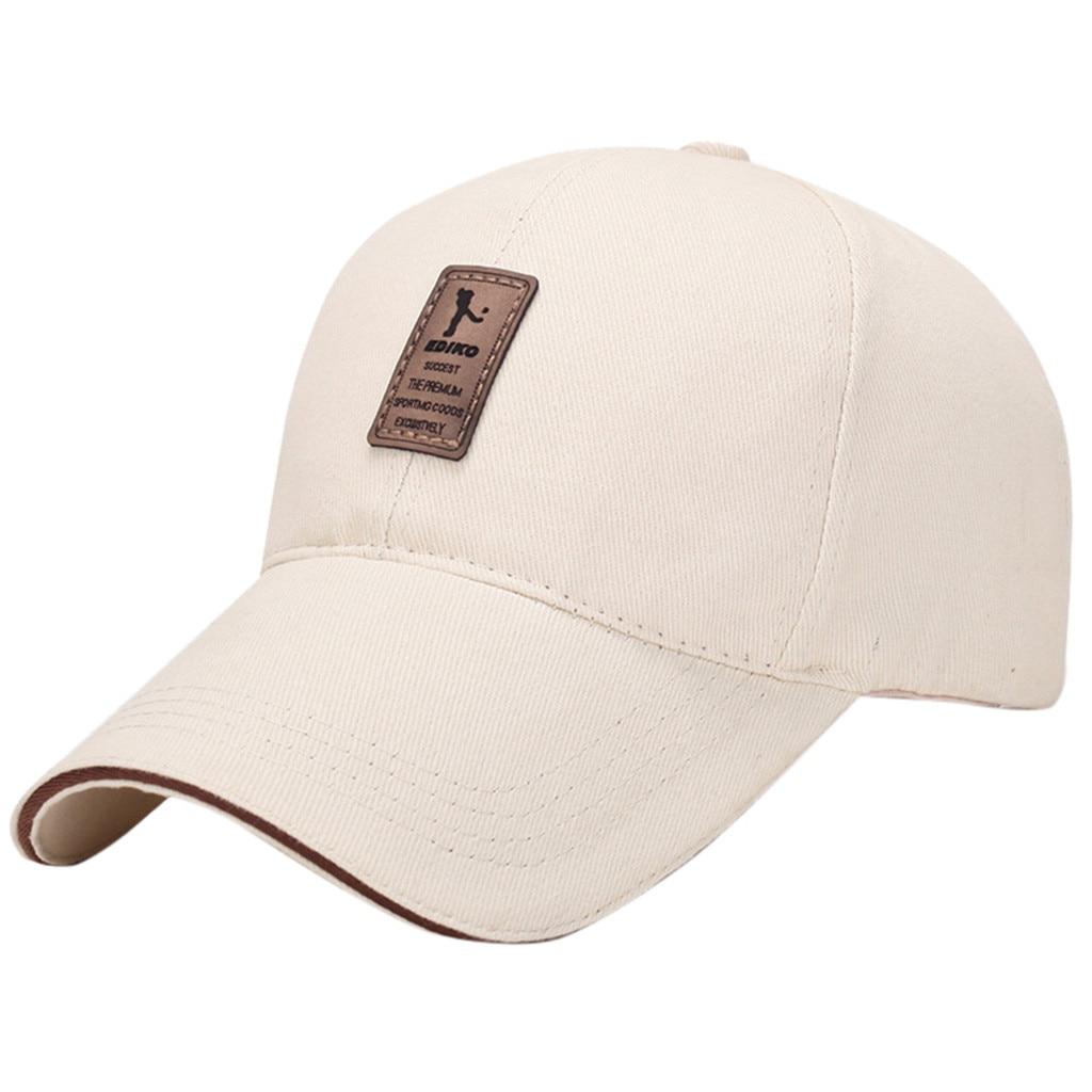 Perimedes hombres mujeres negro sombrero de pescadores Snapback sombrero ajustable Hip-Hop Bboy Unisex tapones multifunción de pesca # y30