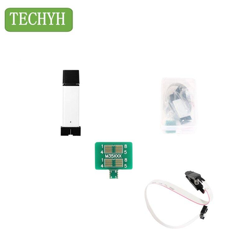 Programador Yanhua YH35XX para 35128WT leer y escribir sin riesgo y sin puntos rojos en odómetro