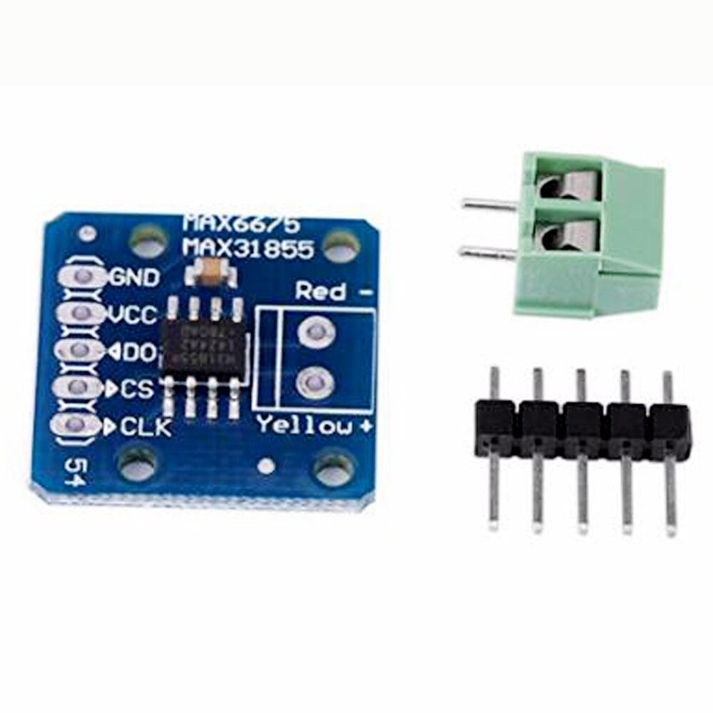 Модуль термопары MAX31855 MAX6675 SPI типа K