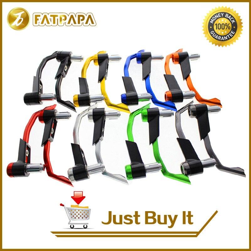 FATPAPA-palanca de protección para embrague de freno de motocicleta, envío gratis, para Honda NC700S NC700X NC750 S/X MSX125 BWS125