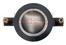 Compression de titane de diaphragme de remplacement de Tweeter de conducteur de STARAUDIO 51 MM pour le haut-parleur actif actionné par KTV détape de DJ de PA SDP-51
