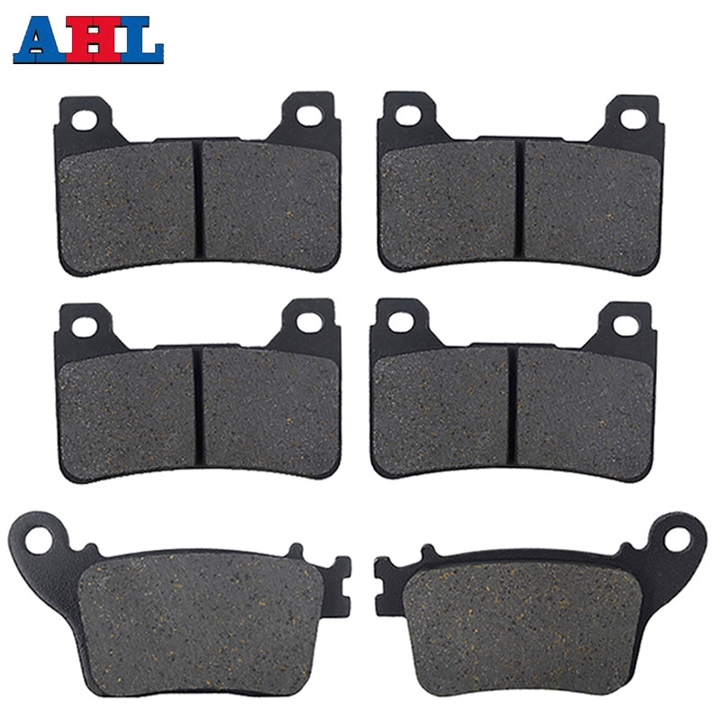 motorcycle parts front and rear brake pads discs kit for for cbr 600 f4 f4i motorcycle accessories Motorcycle Front Rear Brake Pads for HONDA CBR 600RR CBR600RR CBR 600 RR 07-16 CBR 1000RR CBR1000RR CBR 1000 RR 2006-2016