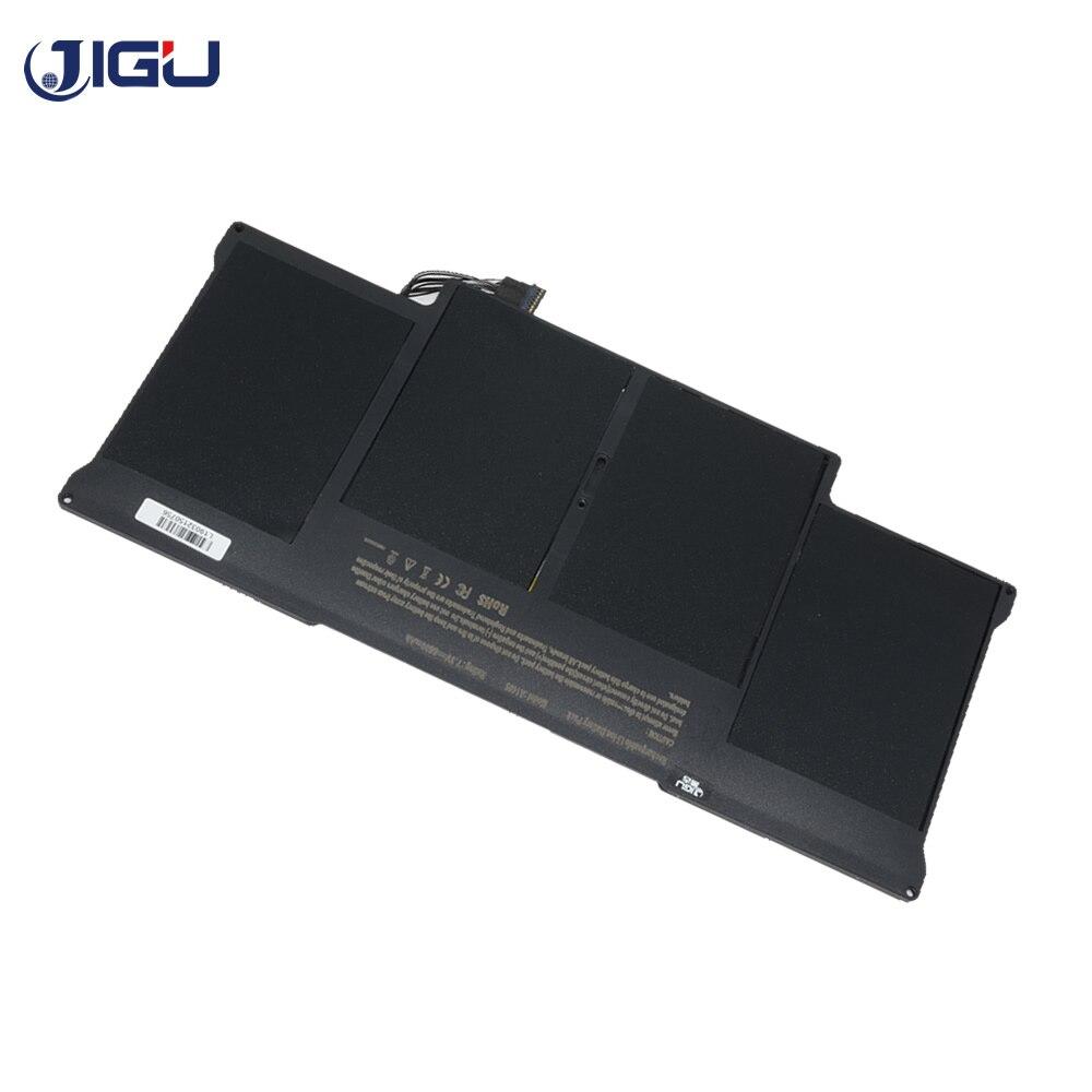 """JIGU, venta al por mayor, nueva batería portátil para Apple MacBook Air 13 """"A1466 A1369 A1405 A1496 A1377, batería Con destornilladores"""