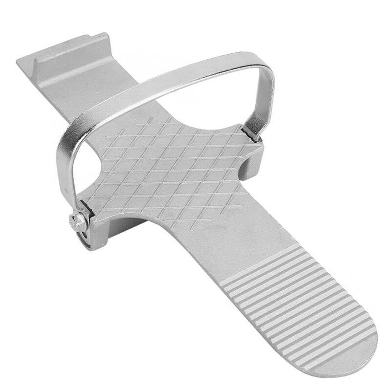 Herramienta de mano multifuncional, 1 Uds., elevador de Placa de Aleación para puerta, pie, yeso y hoja, herramienta de elevación, conjunto de herramientas de reparación