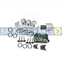 overhaul rebuild kit for kubota d950 engine tractor b7200d b1750d b8200e f2100