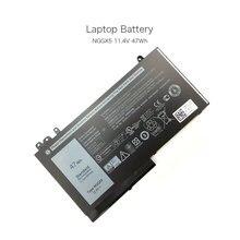 11.4 V 47Wh batterie dordinateur portable pour DELL Latitude 12 E5270 Latitude 5270 NGGX5 RDRH9 Ordinateur