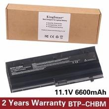 KingSener Brand New BTP-CHBM Laptop Battery For Medion BTP-CHBM 11.1V 6600mAh Free 2 years Warranty