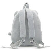 Плюшевый рюкзак для малышей #3
