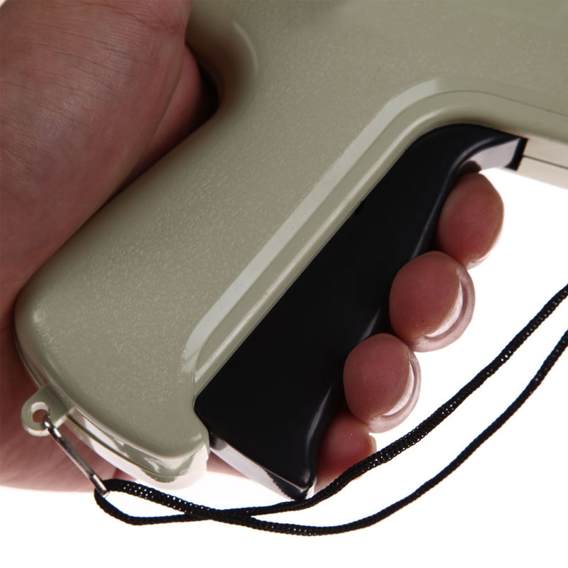 1000 Barbs + 5 Needles Clothes Garment Price Label Tags Gun Marking DIY Apparel Tagging Guns Sewing Craft Tools