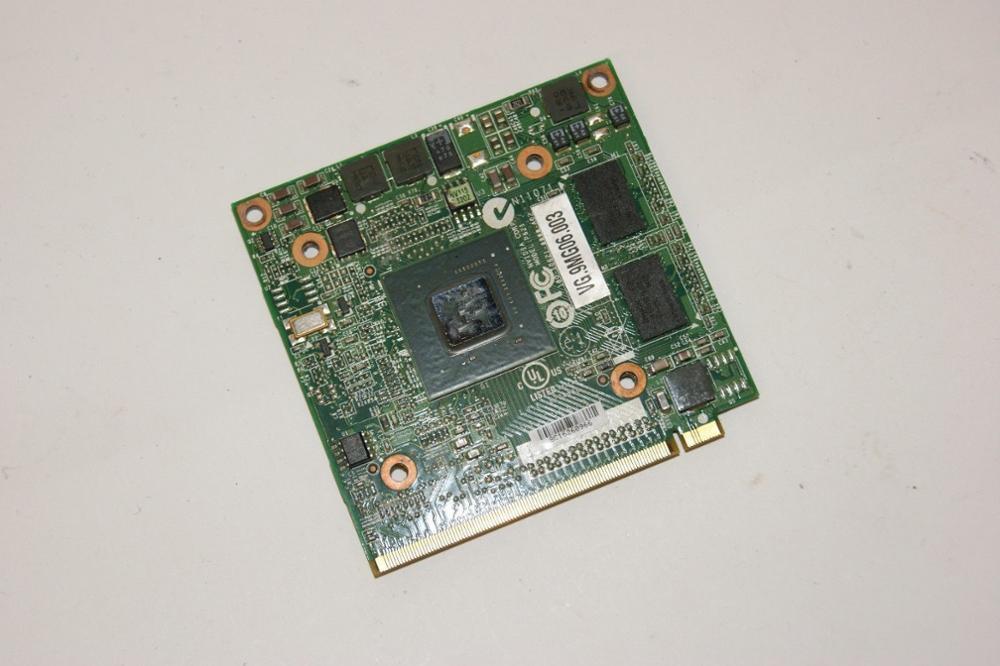 9600M G96-630-C1 gráficos tarjeta de Video para acer Aspire 4930G 6920G 6930G...