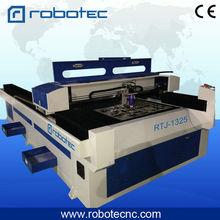 Usine prix CNC carton métal laser découpeuse/laser cutter et graveur 1325