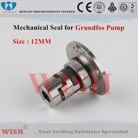 12MM Grundfos type HO mechanical seal BIG PLATE