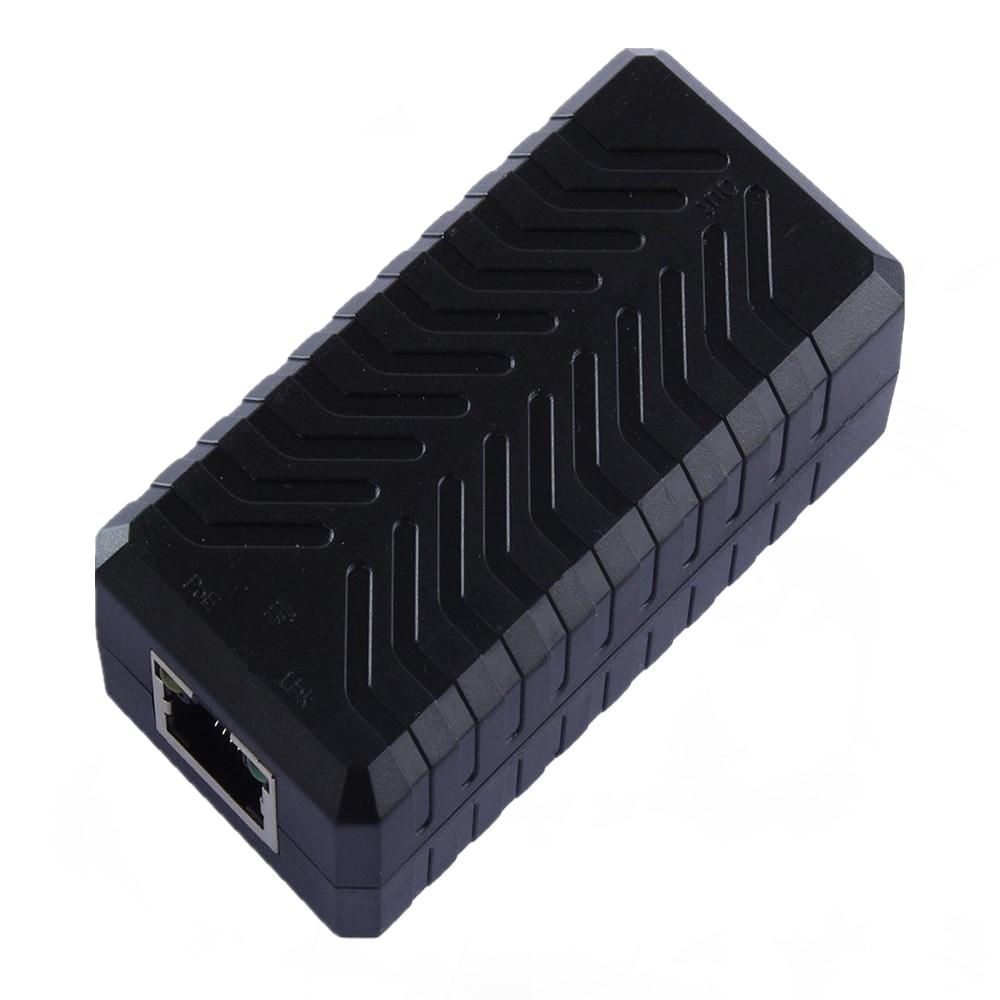 PEGATAH 1Port IEEE802.3af PoE Extender for Network camera extend transmission distance up to 120m enlarge
