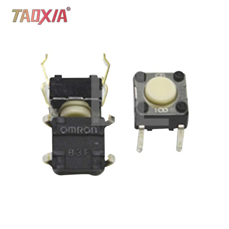 Omron B3F Logitech M185 M215 G300 G402 G602 M570 Средняя кнопка мышь микро переключатель 4 переключаемый сенсорный переключатель