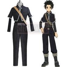 Sword Art Online Kazuto Kirigaya ALfheim Online Cosplay kostium