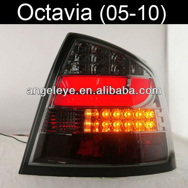 Lámpara trasera LED para skoda Octavia 2005-10 años