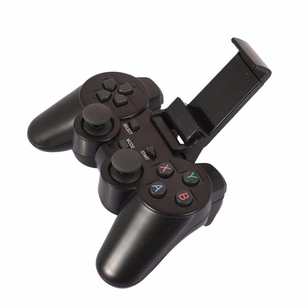 Mando de juegos inalámbrico para teléfono móvil mando de juegos para PC joystick para caja de TV PS3 Joystick 2,4G mando a distancia Joypad