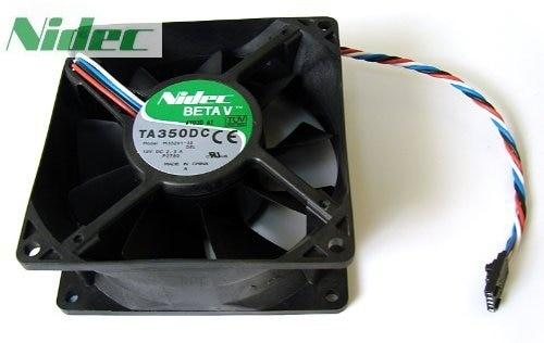 For Nidec M35291-35 TA350DC 9038 12V 2.3A PC Case CPU Cooling Fan Part No.P2780