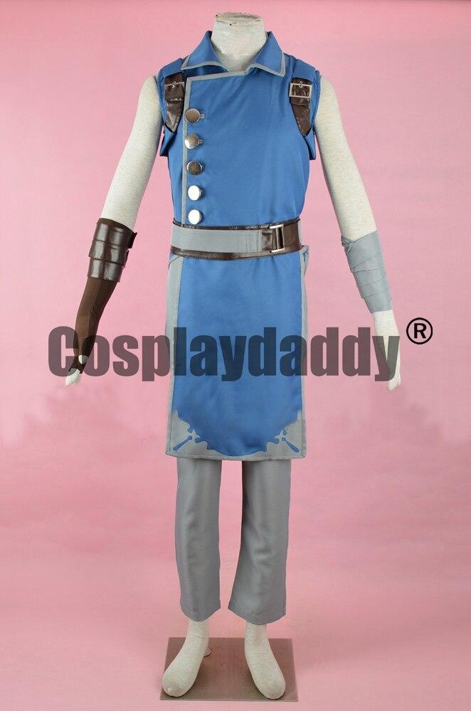 Castlevania Super Smash Bros. Ultimative Vampire Hunter Richter Belmont Kampf Spiel Outfit Cosplay Kostüm F006