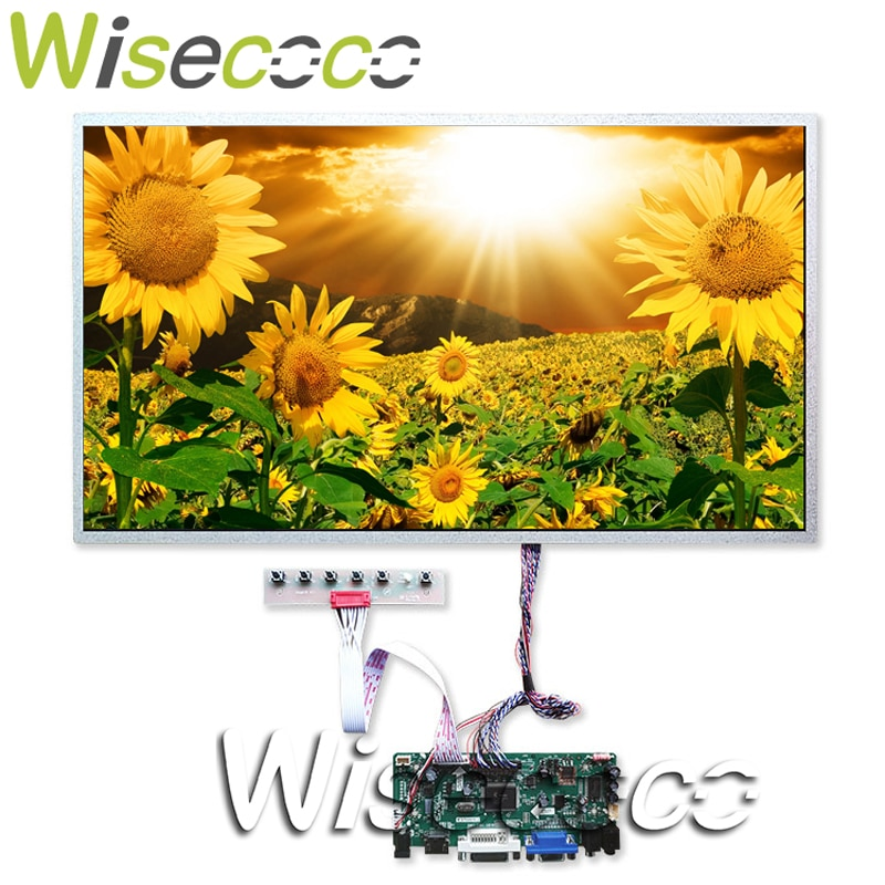 17.3 inch Laptop LED LCD Screen B173RW01 V.3 V0 V1 V2 V4 V5 V3 LTN173KT01  LVDS 1600x900 Display matrix VGA Driver board